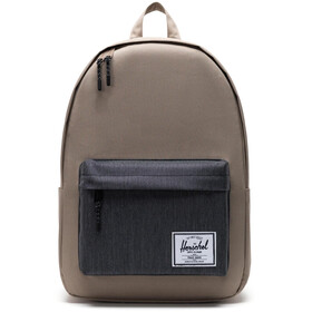 Herschel Classic X-Large Sac à dos, timberwolf/black denim